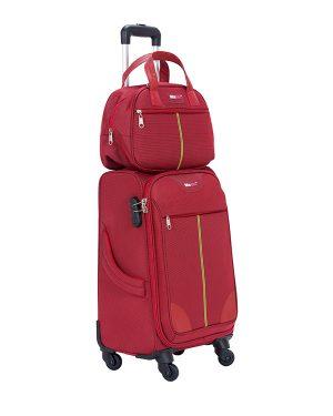 Bộ Vali Túi Macat D3L - Đỏ